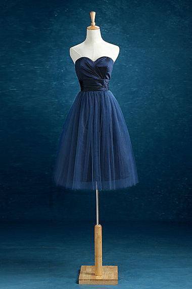 Short Tulle Homecoming Dresses Lovely Party Dresses Mini bridesmaid Dresses